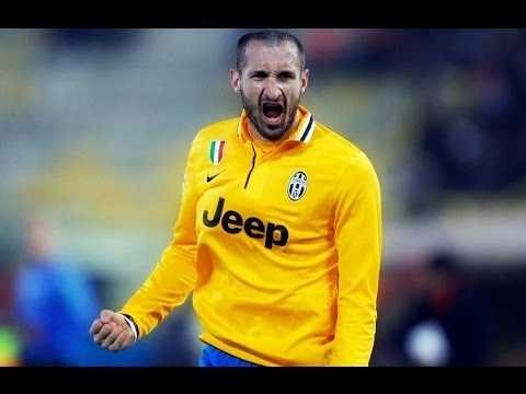 Giorgio Chiellini | The King Kong Italian | 2014