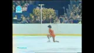 1980 Winter Olympics Women's Figure Skating (short And