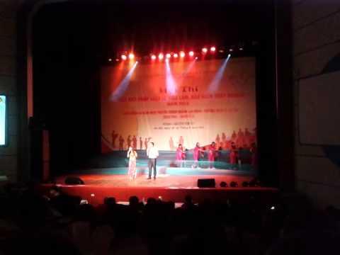 Múa hát: Mời anh về thăm quê hương em Thái Bình - Hội thi BHTN 2013