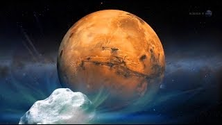NASA: COMET (2013 A1) COULD IMPACT MARS IN OCTOBER 2014 PRODUCING ONE BILLION MEGATON BLAST
