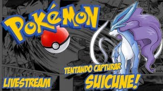 POKÉMON FIRE RED / CAPTURANDO SUICUNE!! [LIVESTREAM #8