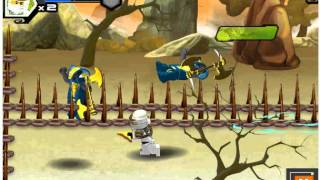Ninjago Spinjitzu SnakeDown GamePlay Part 7