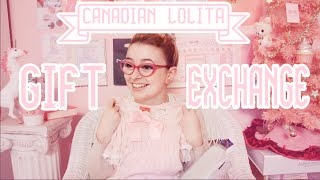 ♡ Canadian Lolita Gift Exchange! ♡