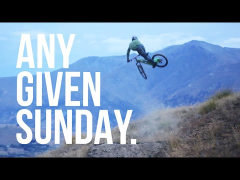 Any Given Sunday, Freeride Mountain Bike Film - Through The Lens 2013