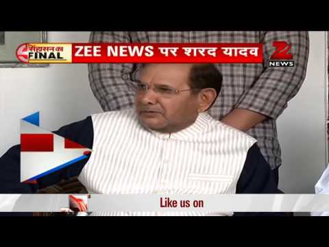 Elections 2014: JD(U) fields Sharad Yadav from Madhepura