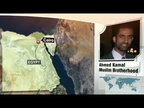 Muslim Brotherhood member on church burnings