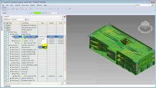 Revit Architecture, Autodesk QTO Creating A Detailed
