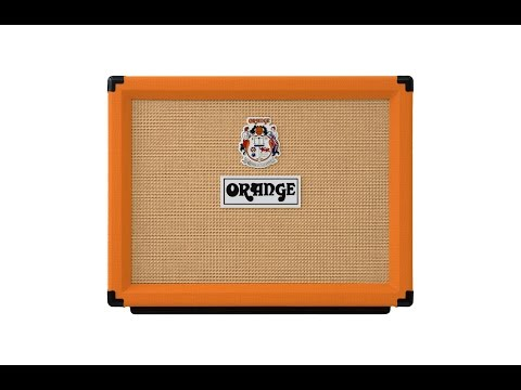 "Orange Amps Rocker 32 2x10"" 30 Watt Valve Combo - EX DISPLAY"