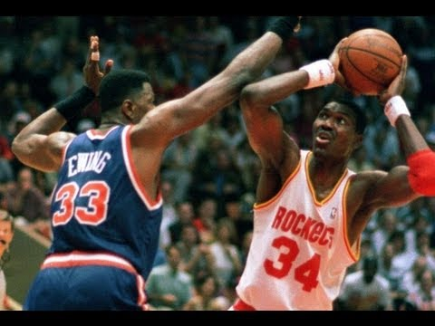 The 1993-1994 Houston Rockets Championship Season