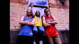 Guy, Sharyn And Clint Jump Jump (parody Music Video