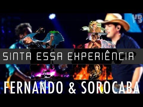 Fernando e Sorocaba - Não Vai Dar Nem Tempo (CD Sinta Essa Experiência - Ao Vivo)