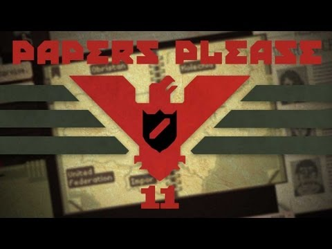 Papers Please (Part 11: END) | I LOVE JORJI!!