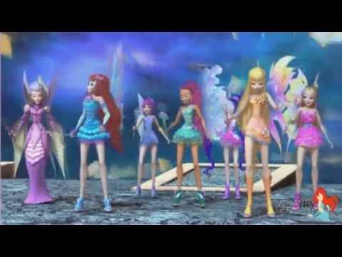 Biến hình Mythix 3D (Bản English full),Winx club.