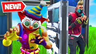 HORROR MIKE MYERS *NEW* Custom Gamemode In Fortnite Battle Royale!
