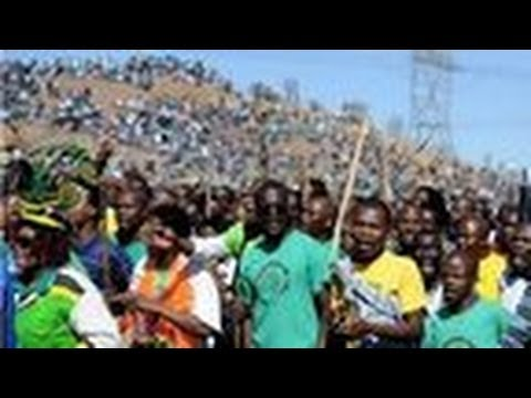 Marikana shooting: Lonmin apologises for South Africa deaths