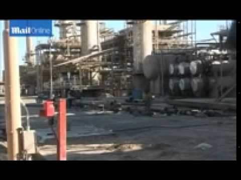 Iraq militants launch attack on country's Baiji refinery