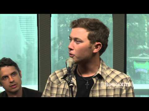 Scotty McCreery on Being Robbed: