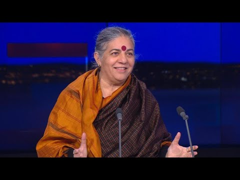 Bill Gates is continuing the work of Monsanto | Vandana Shiva tells FRANCE 24
