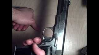 Yugoslavian M57 Tokarev Review And Firing Pin Removal