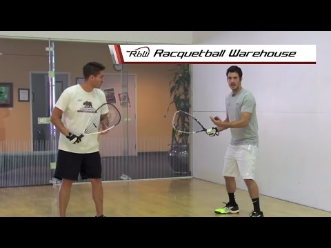 Racquetball Court Positioning