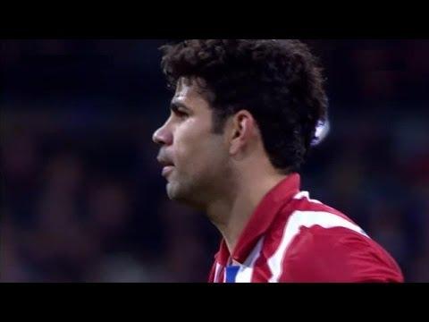 Atlético  vs Real Madrid (2-2) All Goals & Highlights 02.03.2014