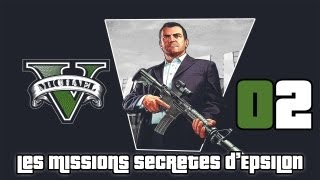 Grand Theft Auto V Les Missions Secrètes D'Epsilon 02