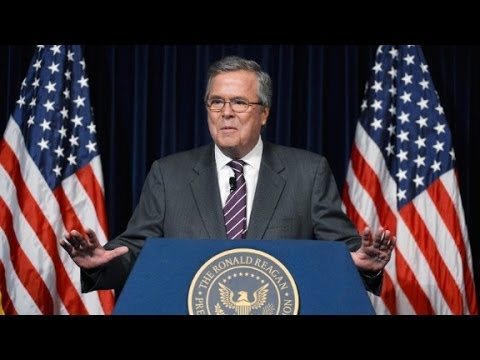 Jeb Bush getting ready for a 2016 run?