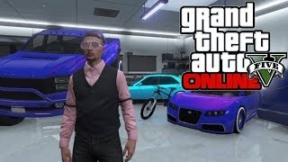 GTA 5 Glitches - Drive Around Inside Your Garage Glitch After 1.12 on GTA 5 Online (GTA 5 Glitches)