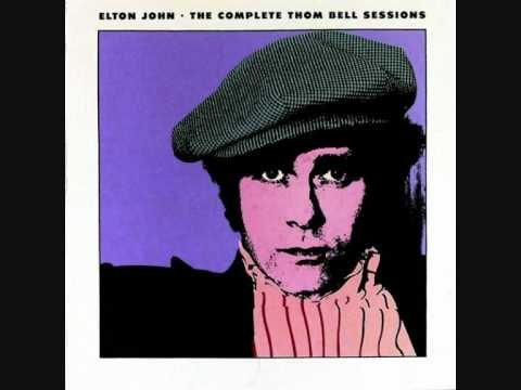 Elton John - Shine On Through (The Complete Thom Bell Sessions) 1979