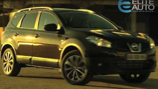 Essai Nissan Qashqai 1,6L DCi 130 Ch 4x2 Tekna