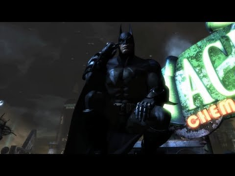 Batman: Arkham City Demo Video
