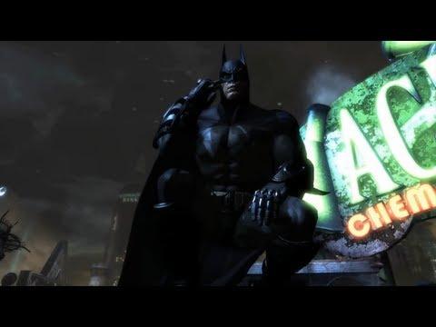 Batman: Arkham City Demo Video