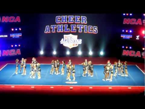 Cheer Athletics Panthers NCA2012 day2