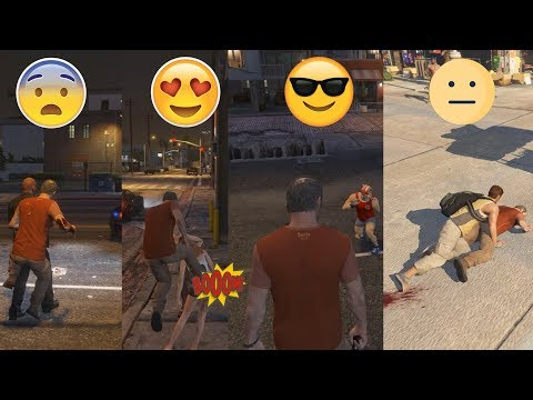 Jumping Japaak in GTA 5 ( FUNNY )