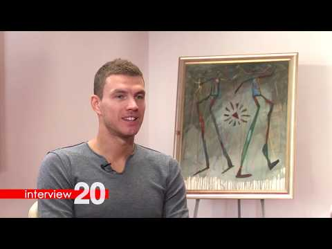Interview 20   Edin Džeko