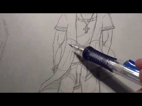 T.O.M. #8: Drawing Clothing in Manga