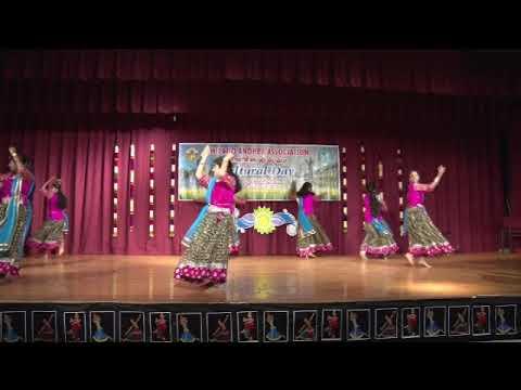 """CAA - 2017 AP Cultural Festival - Oct 14th 2017 - Item-20 """"Kinnerasani Vachindamma"""""""