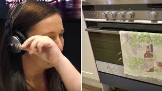 After This Pregnant Woman's Husband Left Her, What She Saw Inside The Oven Made Her Break Down