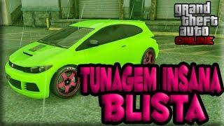 GTA V Online Tunagem Insana #07: Dinka Blista. GTA 5