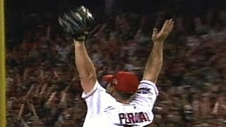 2002 WS Gm7: The Angels win the World Series