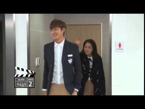 Lee Min Ho Park Shin Hye You & I