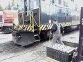 Ex Us Army Locomotive 1857 Fairbanks Morse Fm H12 44 Cold Start Up