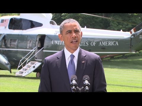 President Obama Says He Is Not Sending Troops To Iraq