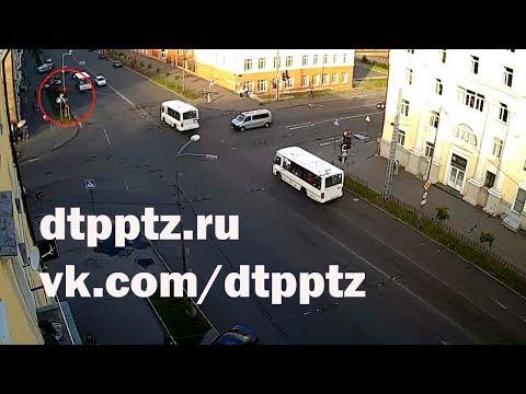 Гонки автобусов на проспекте Ленина приведут к административным делам