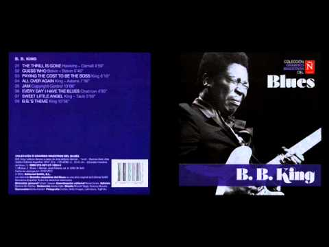 B.B. King - Grandes maestros del blues 1.wmv