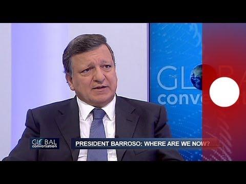 José Manuel Barroso: entrevista con Euronews