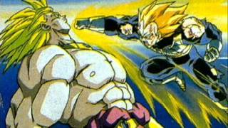 DRAGON Ball Z Musica De Pelea Broly