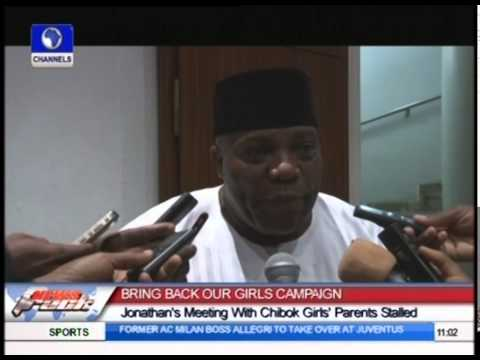 Jonathan's Meeting With Chibok Parents Aborted