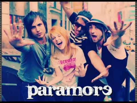 Paramore The Summer Tic Stuck On You - Paramor...