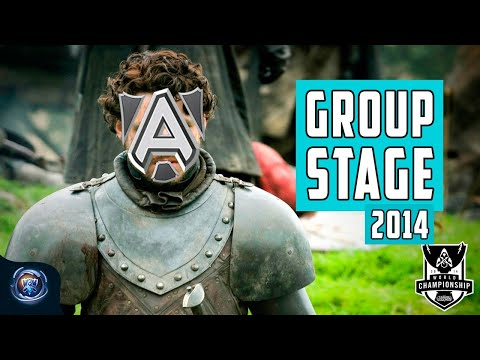 Group Stage Summary - Game of Thrones / LoL Worlds Championship 2014